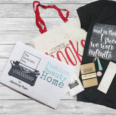 The Bookish Box August 2018 Spoiler #1 + Coupon!
