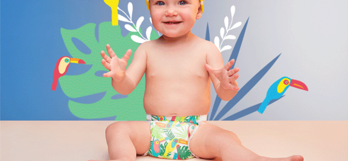 New Summer Collection 2017 Patterns + $20 Off First Honest Company Diaper Bundle!