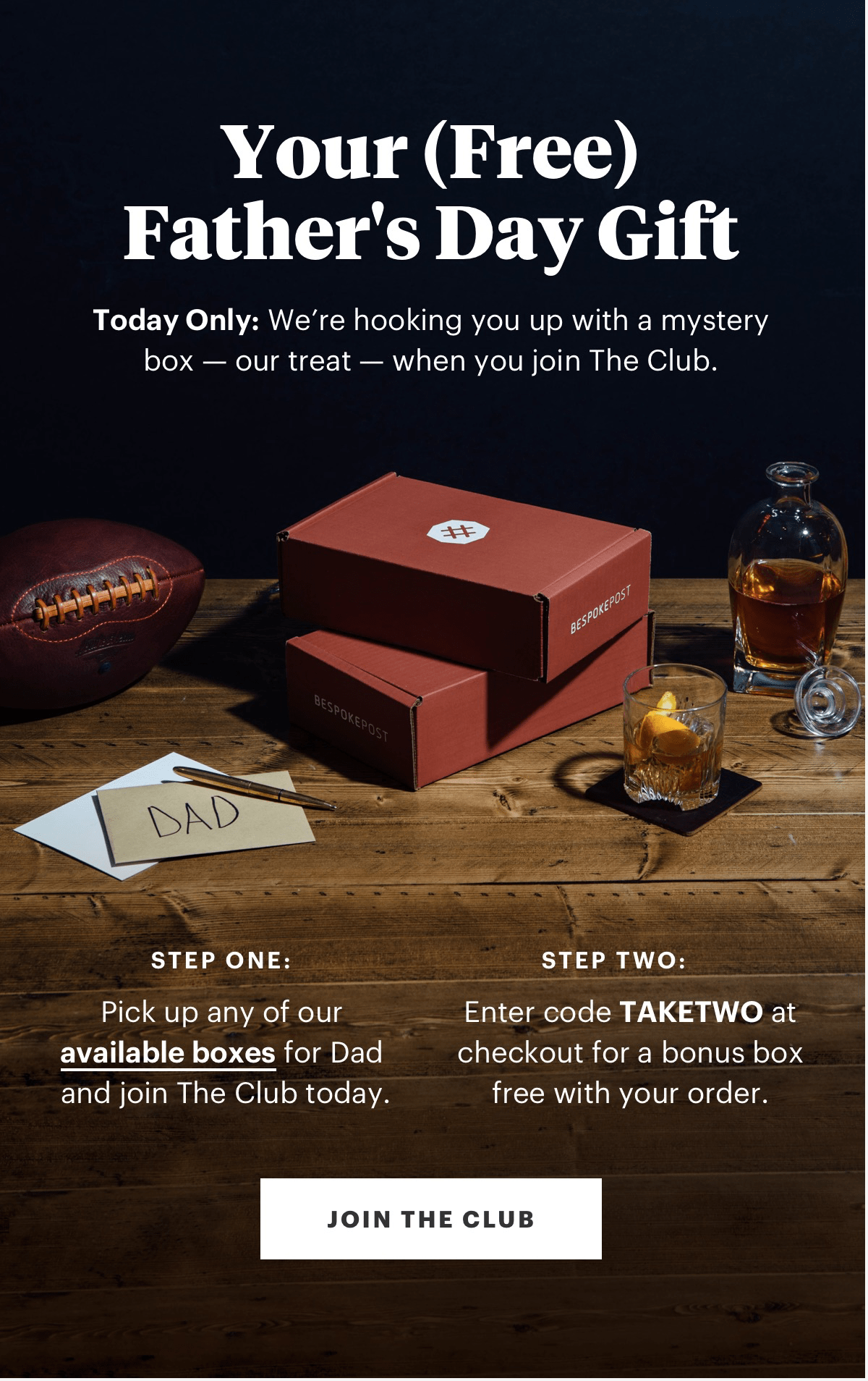 Bespoke Post FREE Bonus Box With First Box – Today Only!!