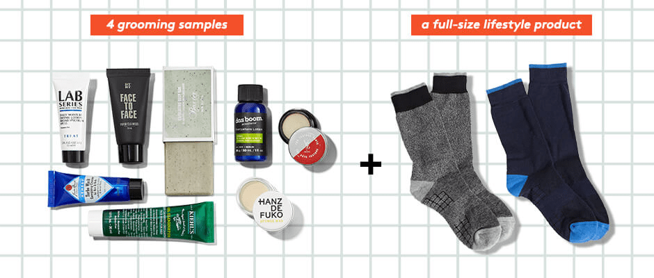 Birchbox Man Plus March 2019 Lifestyle Item Selection Time!