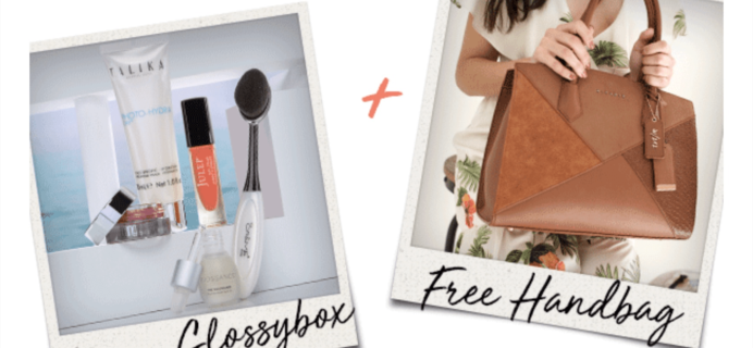 GLOSSYBOX Coupon Code: Free Month of Ivory Clasp with June Box