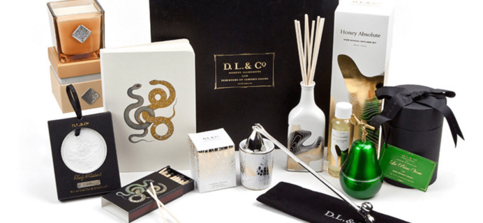 DL & Co Boxes Now Available By Subscription!