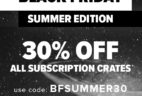 Extended 1 Day! Loot Crate Coupon: 30% Off ANY Subscription!