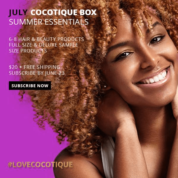 Cocotique July 2017 Spoilers + Coupon Code! Last Day!