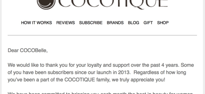 Cocotique Price Increase: Lock In Current + Coupon Code!