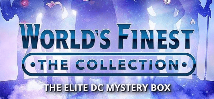New DC Comics World's Finest: The Collection Issue #2 Theme Spoiler Official Announcement!