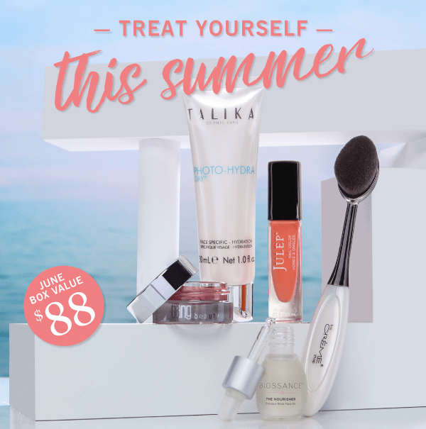 LAST CALL: Get your first 3 GLOSSYBOX Boxes For $10 Each!