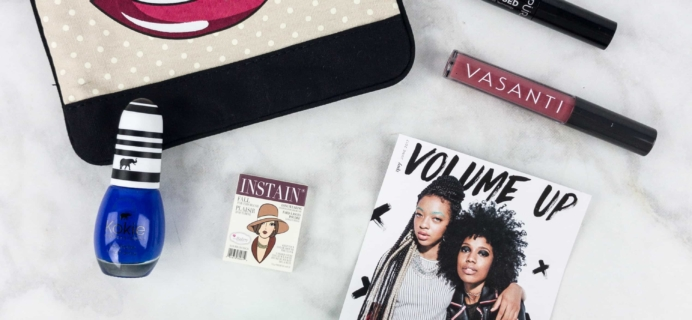Ipsy June 2017 Review