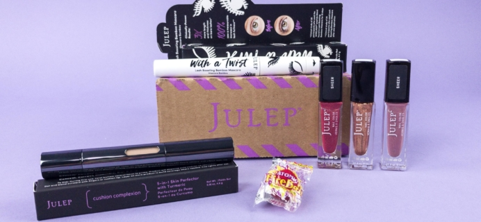 Julep Beauty Box June 2017 Subscription Box Review + Free Box Coupon!