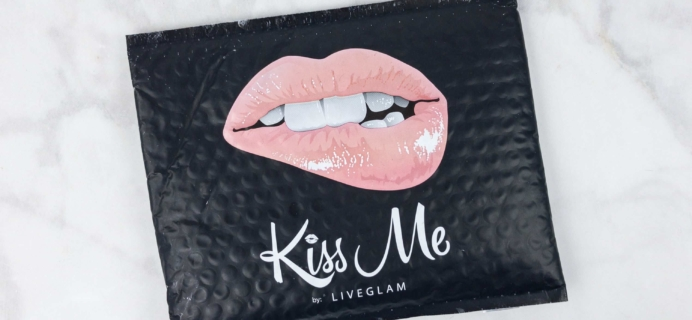 KissMe Lipstick Club July 2017 Subscription Box Review + FREE Lipstick Coupon!