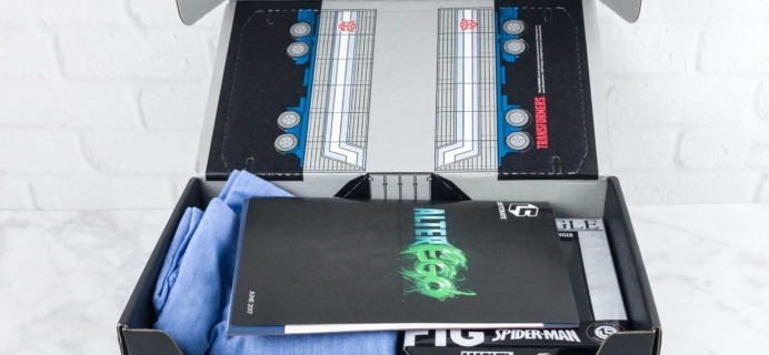 Loot Crate June 2017 Review + Coupons – ALTER-EGO