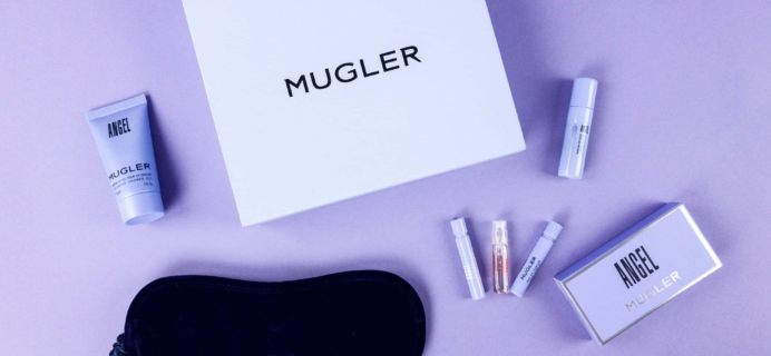 Mugler Addict Spring 2017 Subscription Box Review