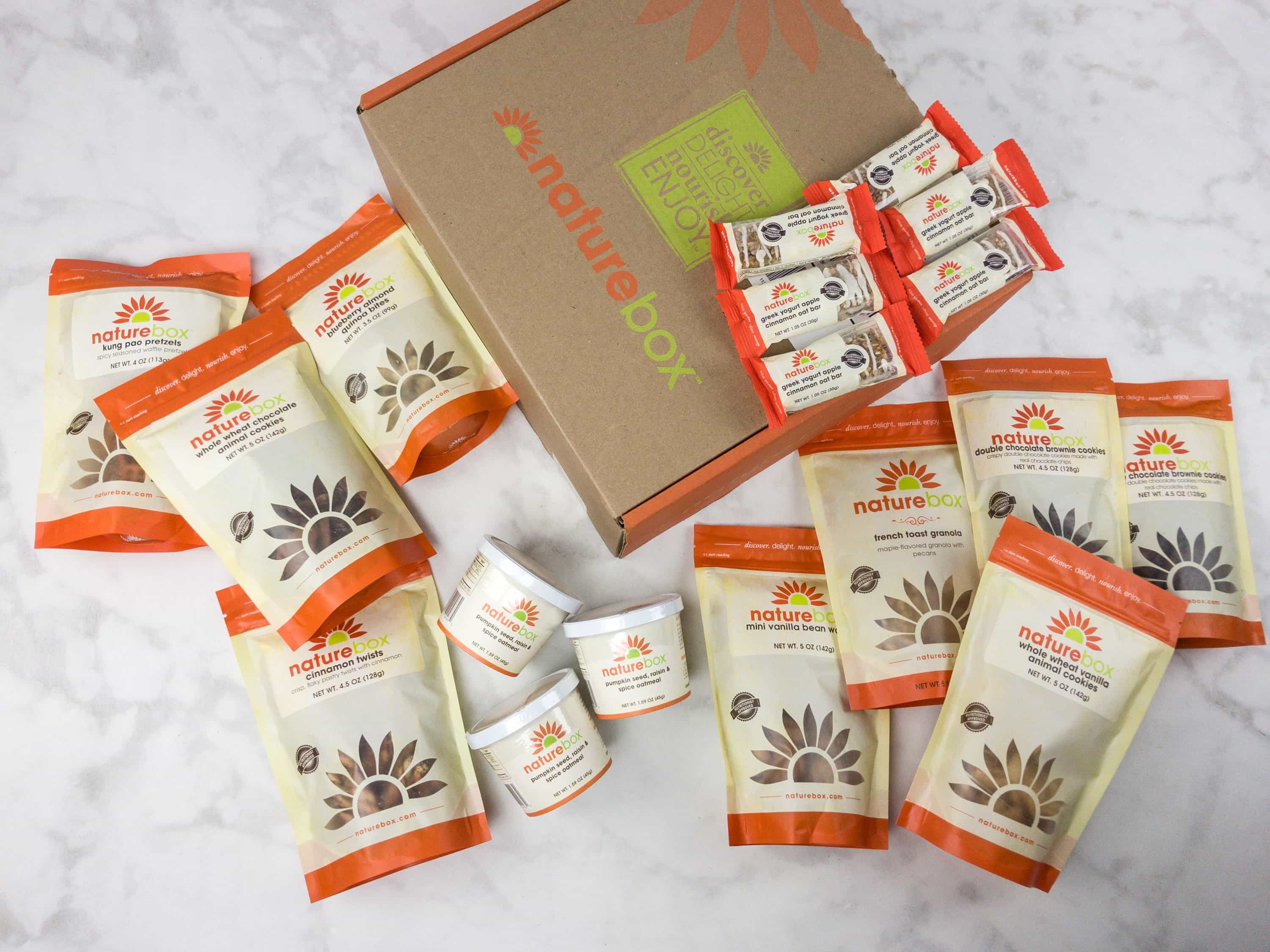 NatureBox Club Review & Coupon – June 2017