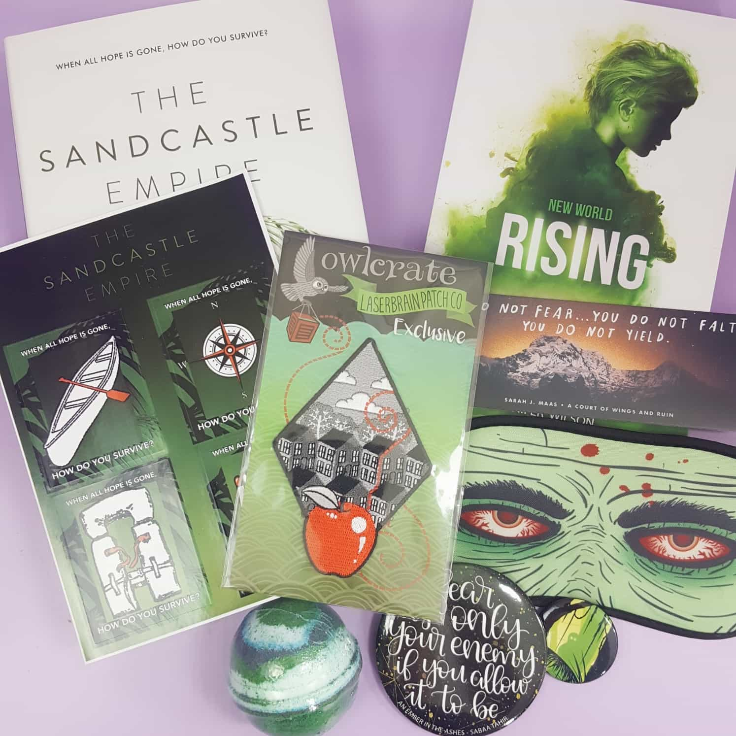 OwlCrate June 2017 Subscription Box Review + Coupon