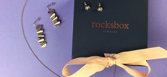 RocksBox June 2017 Review + FREE Month Coupon!