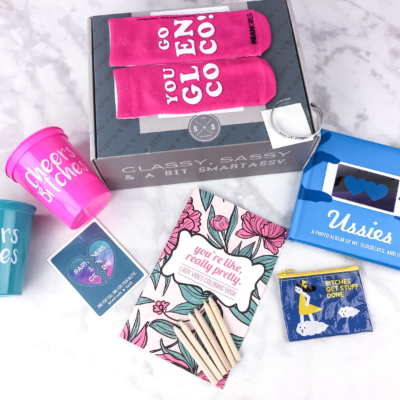 Smartass & Sass Box June 2017 Subscription Box Review + Coupon