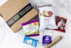 June 2017 Yummy Bazaar Subscription Box Review – Mini Box