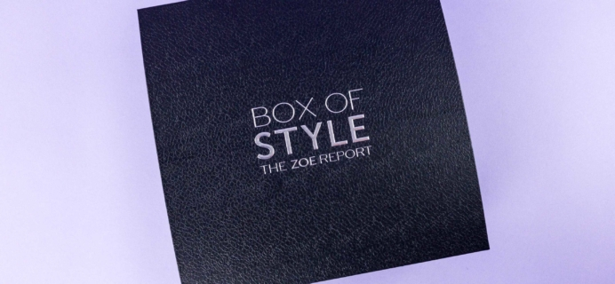 Rachel Zoe Box of Style Summer 2017 Subscription Box Review + Coupon