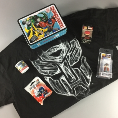 Powered Geek Box June 2017 Subscription Box Review + Coupon