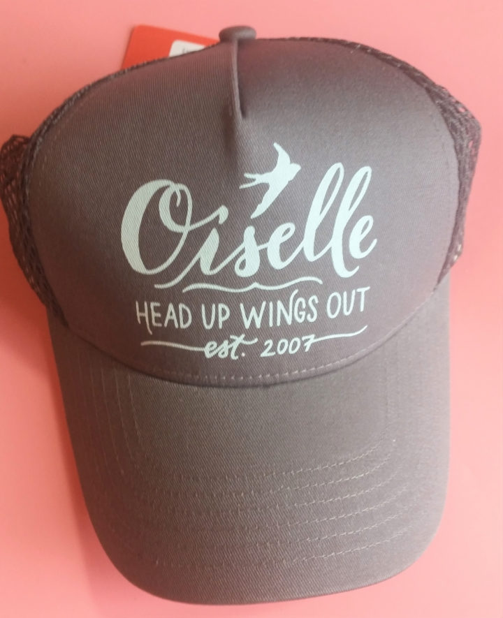Oiselle Heritage Trucker Hat ( 29)  I am a huge fan of Oiselle women s  running clothes and I always wear hats when I run 08153b992c7