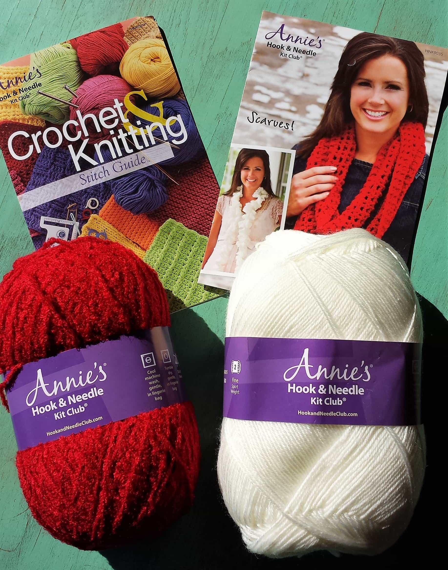 Annie S Culinary Creations Part 2: Annie's Hook & Needle Craft Kit Subscription Box Review