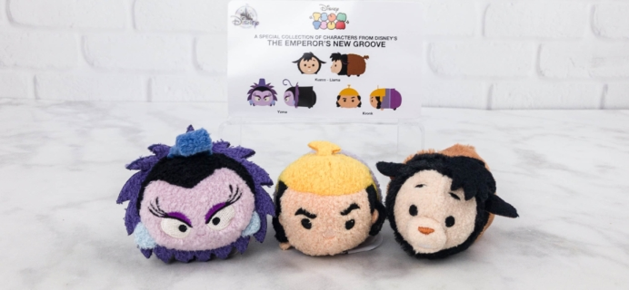 Disney Tsum Tsum July 2017 Subscription Box Review