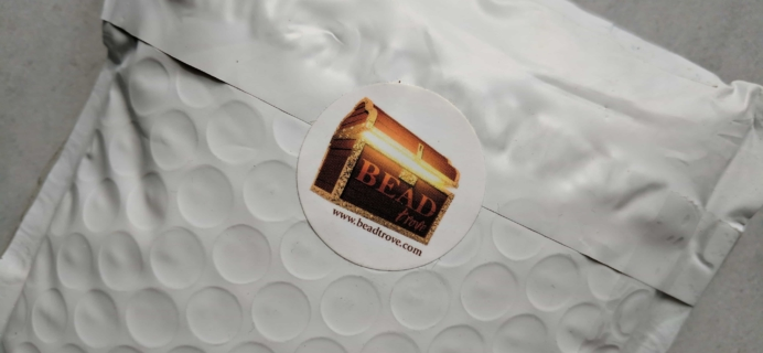 Bead Trove February 2017 Subscription Box Review + 50% Off Coupon!