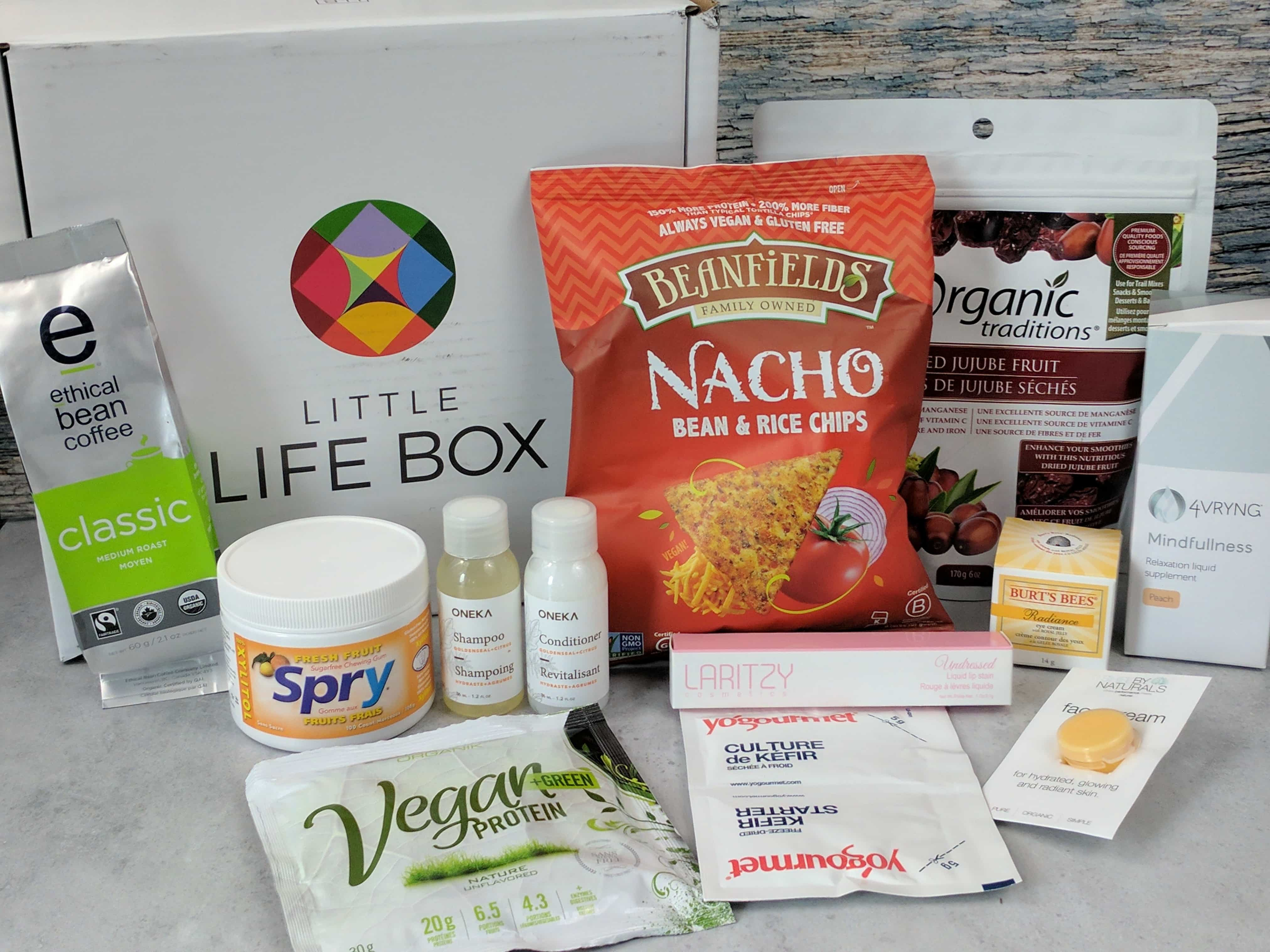 Little Life Box Subscription Box Review + Coupon – July 2017
