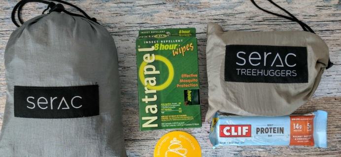 Cairn Subscription Box Review – July 2017