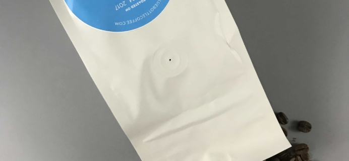 Blue Bottle Coffee Review + Free Trial Offer – August 2017