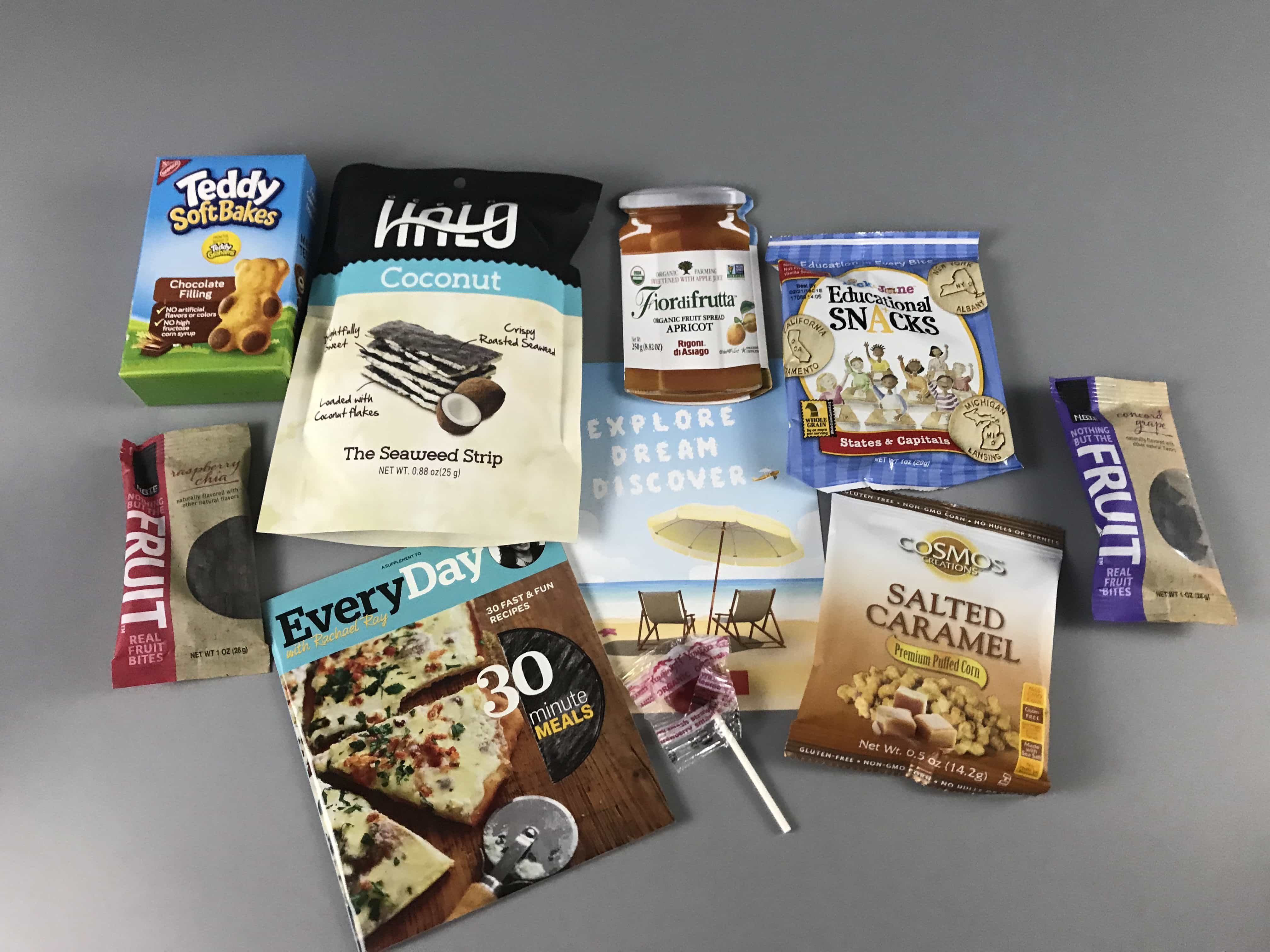 Love With Food July 2017 Tasting Box Review + Coupon!