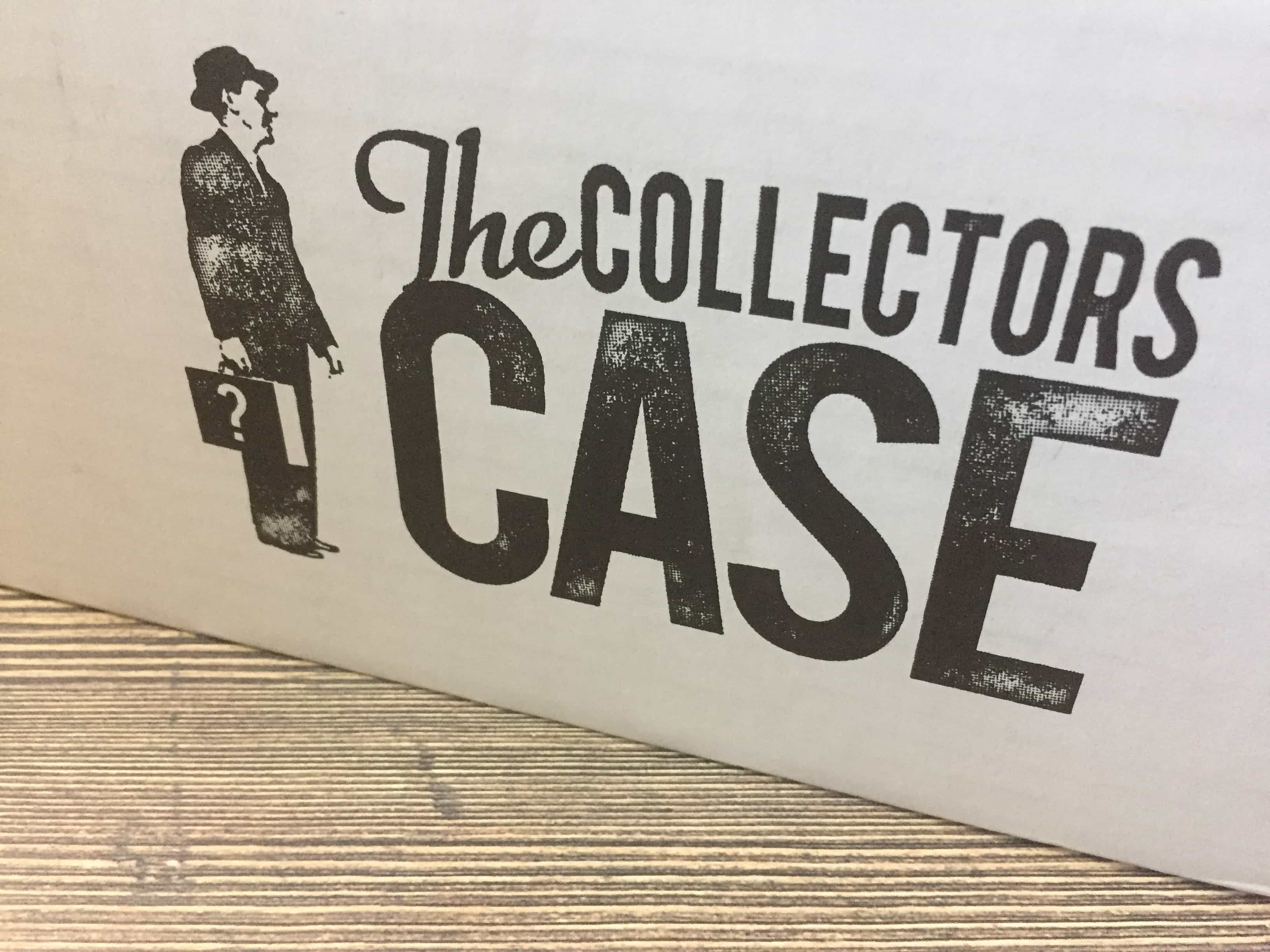 The Collectors Case Mint Popped Subscription Box Review