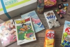 Manga Spice Cafe May 2017 Subscription Box Review