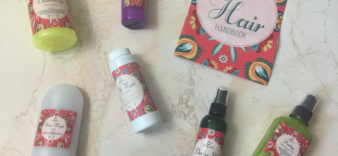 FCS of the Month July 2017 Subscription Box Review