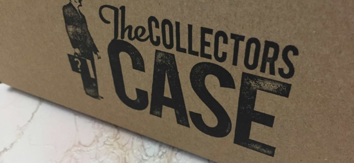The Collectors Case July 2017 Subscription Box Review