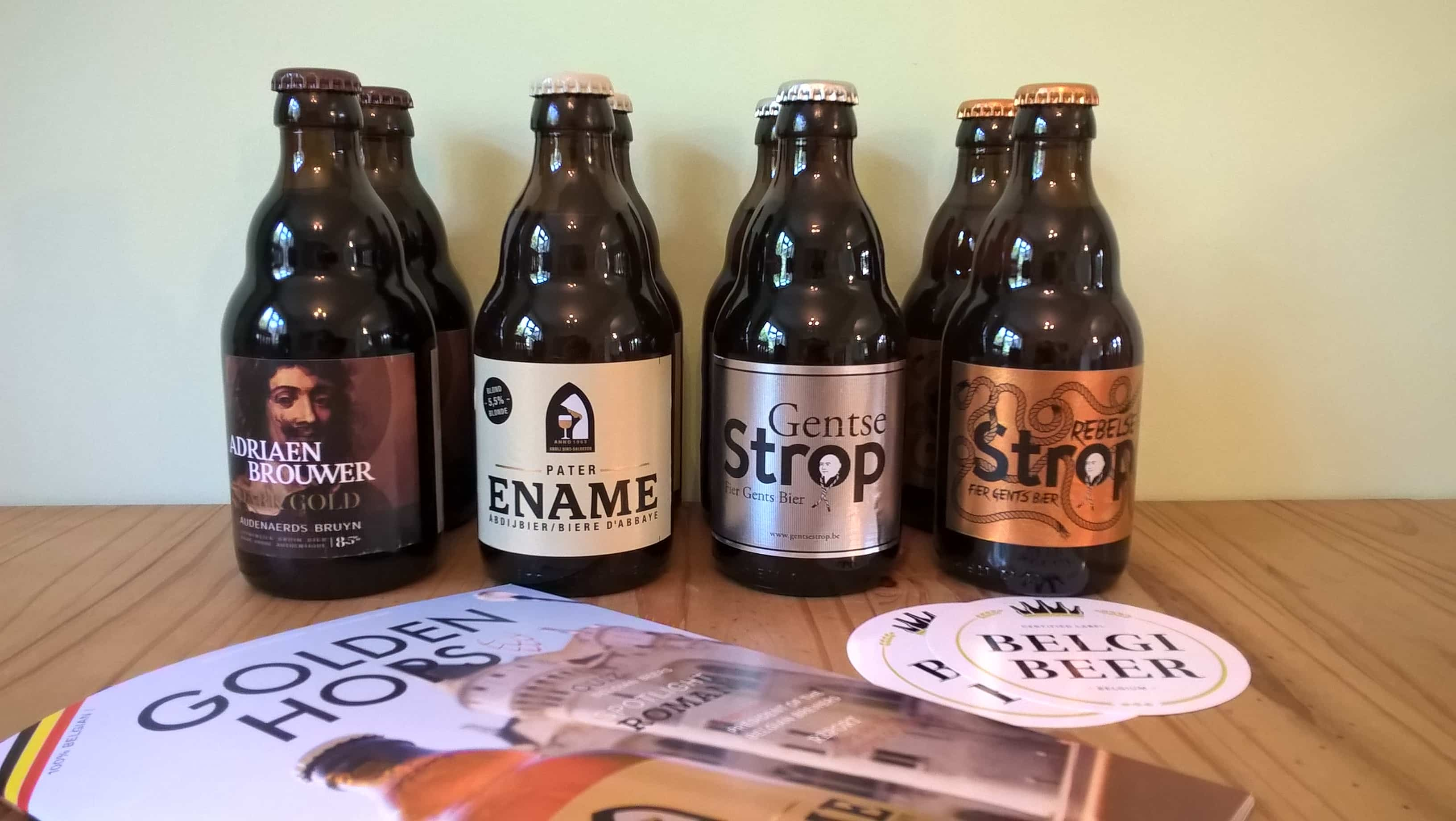 Belgibeer Subscription Box Review – July 2017