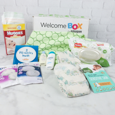Amazon Baby Welcome Box Review