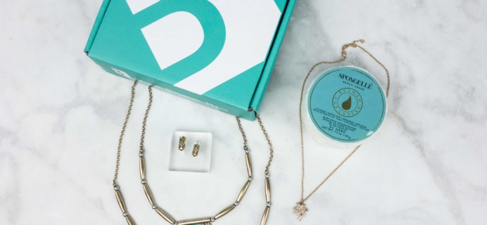 Your Bijoux Box July 2017 Subscription Box Review + Coupon