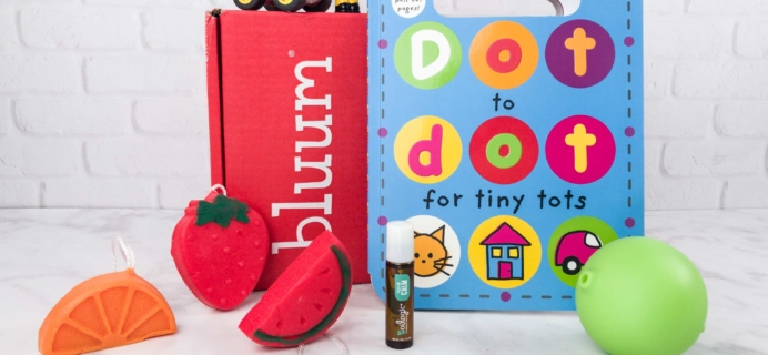Bluum July 2017 Subscription Box Review + Coupon