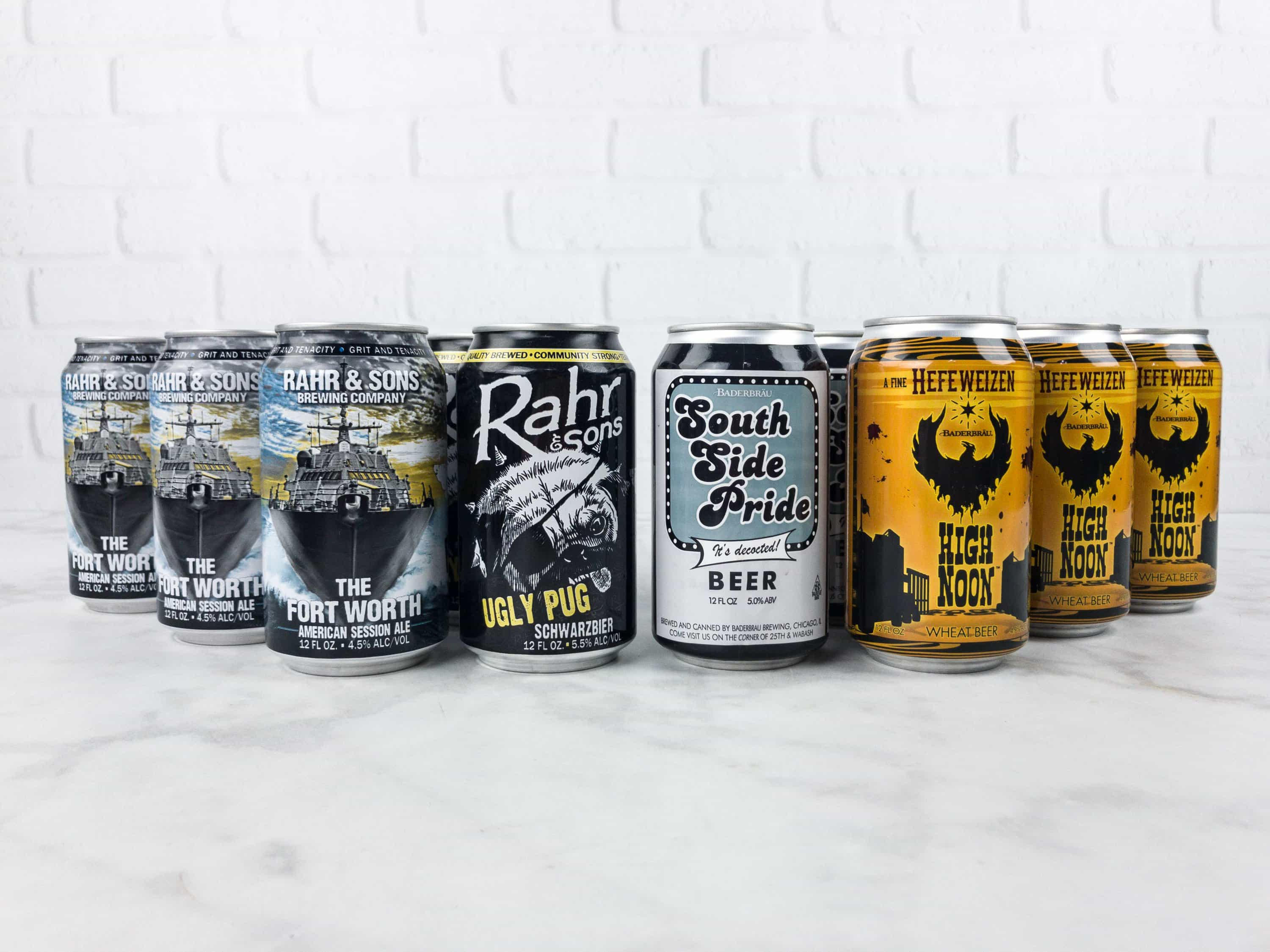 Craft beer club july 2017 subscription box review coupon for Craft beer month club