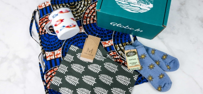 GlobeIn Artisan Box July 2017 Subscription Box Review + Coupon – ADVENTURE
