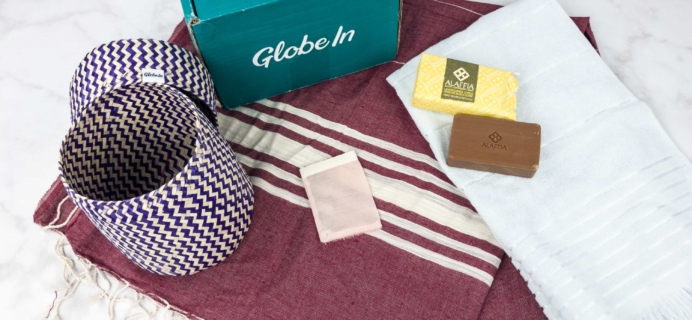 GlobeIn Artisan Box June 2017 Subscription Box Review + Coupon – BATHE