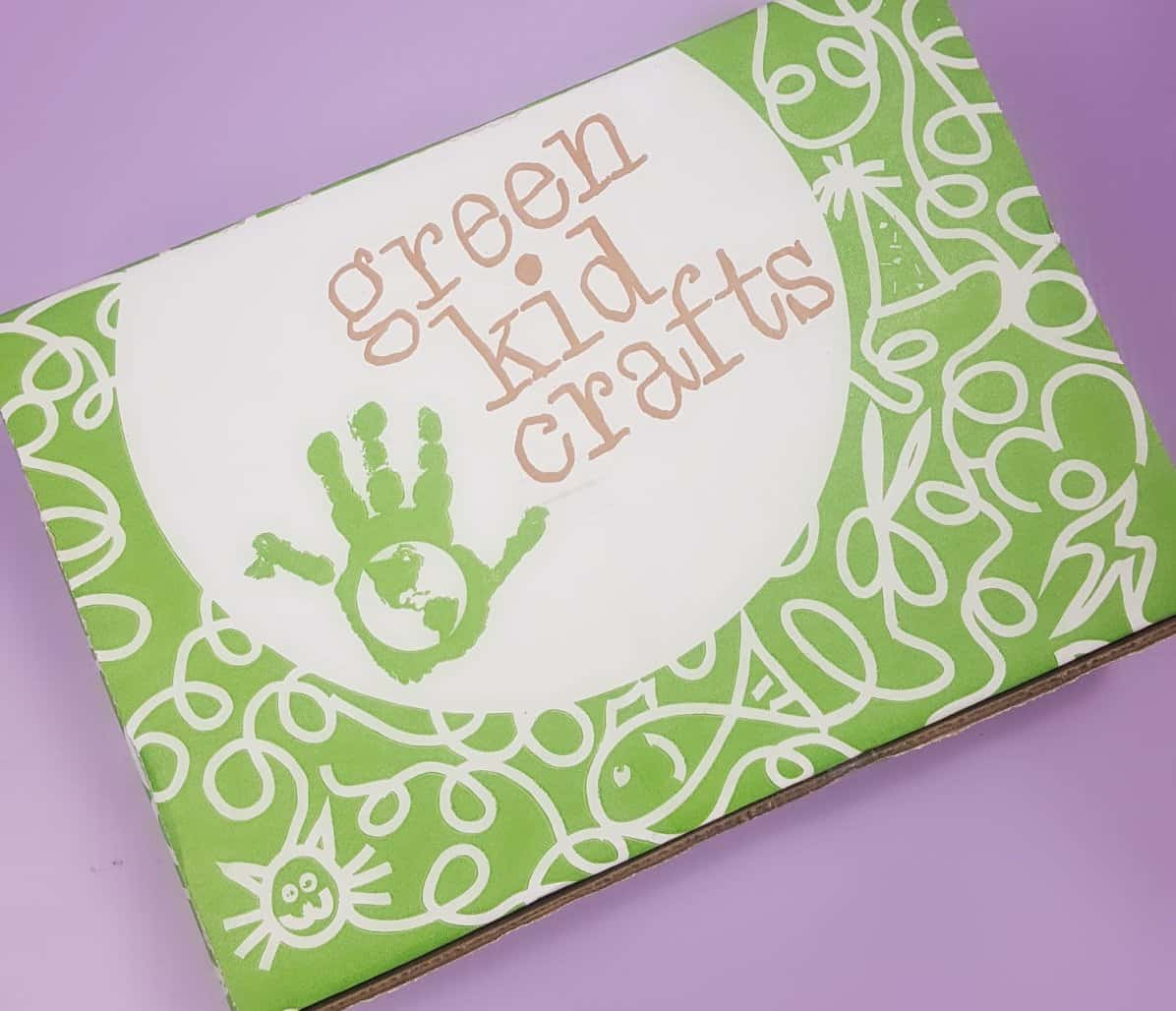 green kids crafts green kid crafts hello subscription 2116