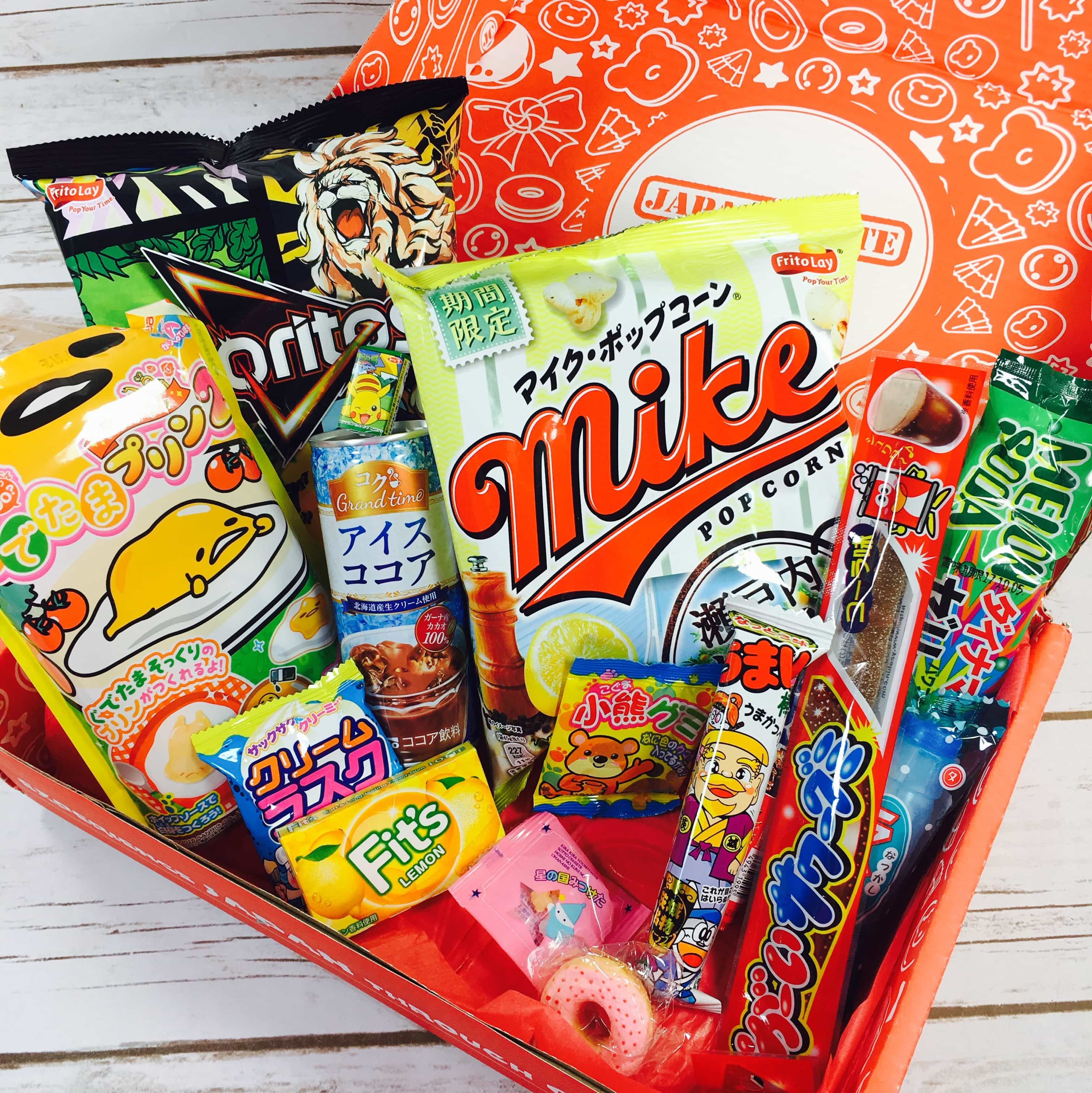 Japan Crate July 2017 Subscription Box Review + Coupon