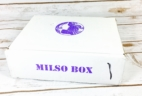 """MilSO Box """"The Essentials"""" July 2017 Subscription Box Review"""