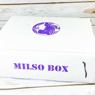 "MilSO Box ""The Essentials"" July 2017 Subscription Box Review"