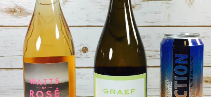 Wine Awesomeness July 2017 Review & 50% Off Coupon