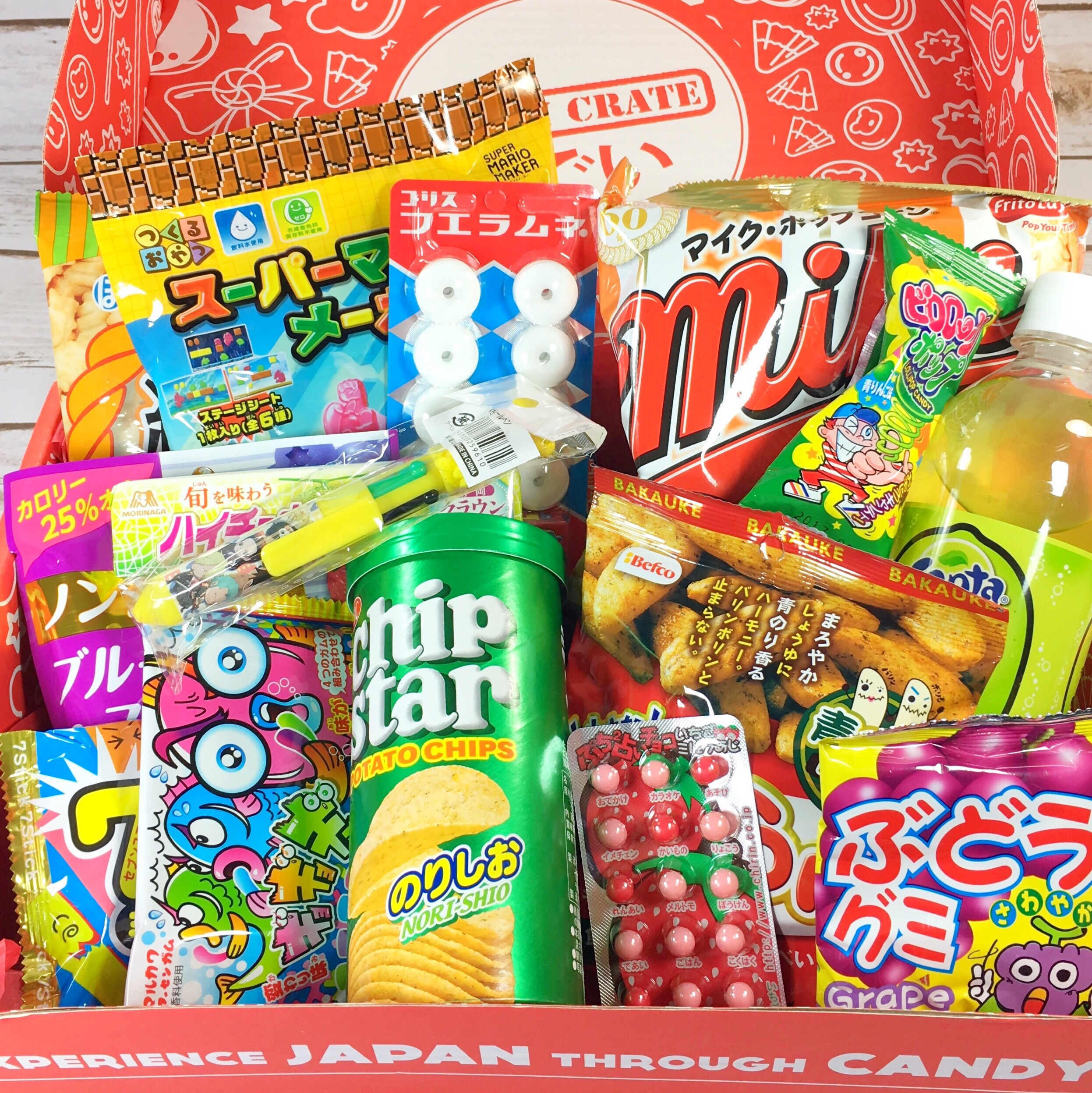 Japan Crate August 2017 Subscription Box Review + Coupon
