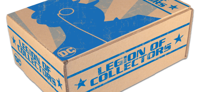 DC Legion of Collectors March 2018 Theme Spoilers!