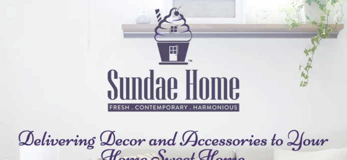 Sundae Home July-August 2018 Theme Spoilers + Coupon!